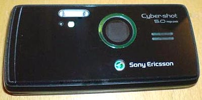Sony Ericsson K850i Cybershot