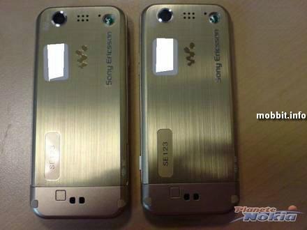 SSony Ericsson W890, W380, K660