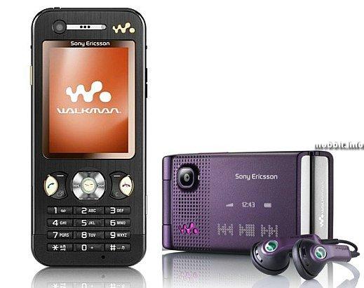 Sony Ericsson W890 & W380