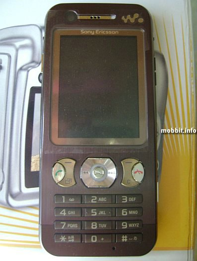 Sony Ericsson 123
