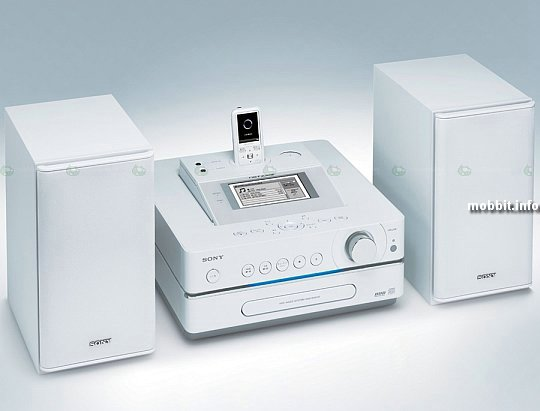 Sony NAS-M95HD, 75HD, 55HD