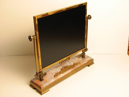 Steampunk Monitor