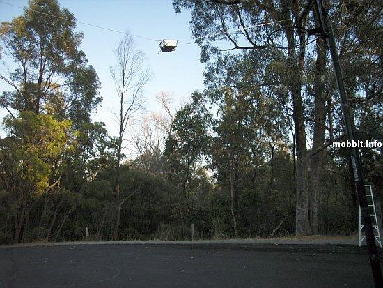 Tesla Xmas tree