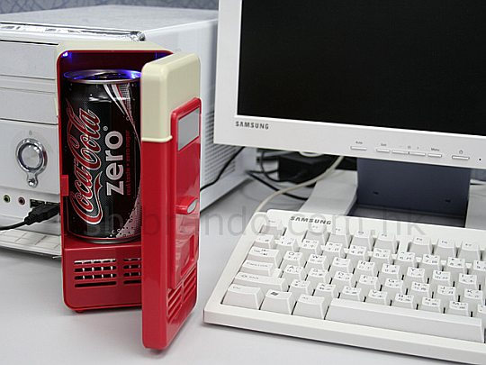 mini USB-fridge