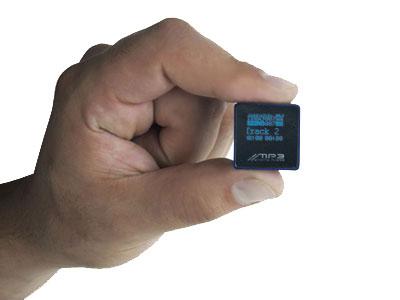 Это устройство позиционируется, как самый маленький в мире mp3-плеер, что выглядит вполне...