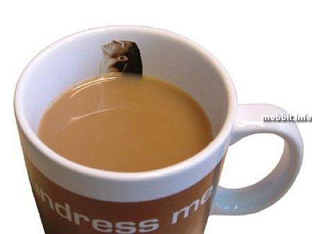 Undress Me Mug