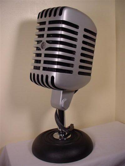 Фото как сделать микрофон