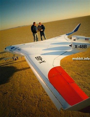 Boeing X-48B