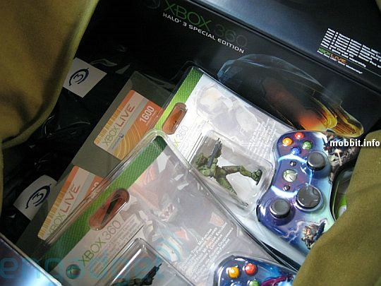 Xbox 360 Halo 3 Legendary Edition