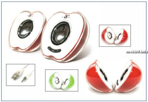 Apple-speakers