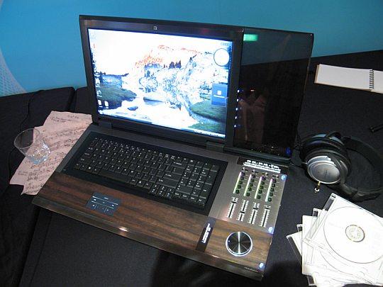 Asus Computex 2007 concepts
