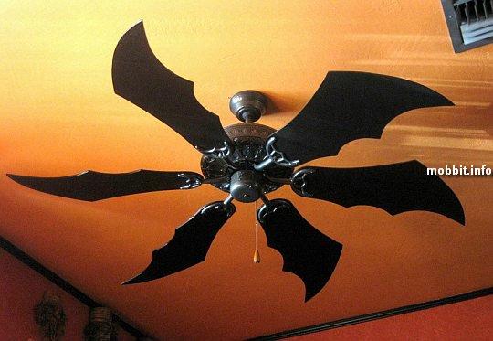 bat-fan