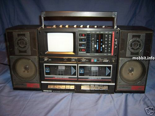cool boomboxes.