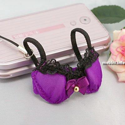 bra-bikini straps