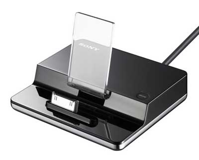 Sony iPod dock TDM-IP1