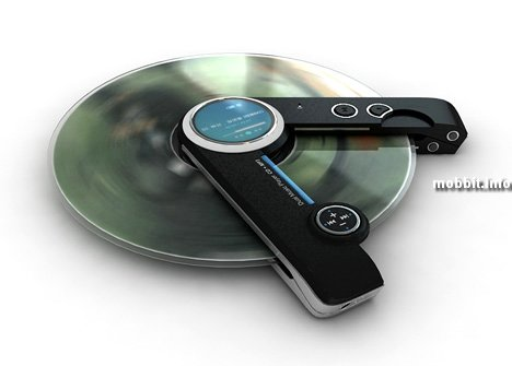 МР3 &CD player