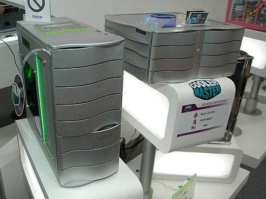 CeBIT's PC-modes