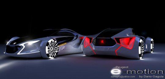 Peugeot Contest