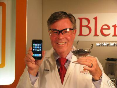Will It Blend iPhone at eBay