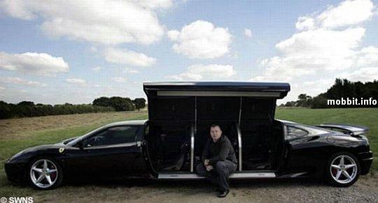 ferrari-limousine
