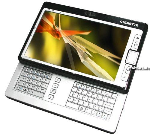 Gigabyte M704 UMPC