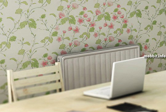 heat sensitive wallpapers