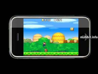 iPhone + Nintendo games