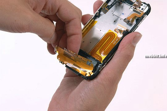 iPhone inside