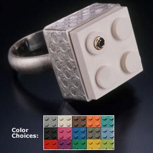 Lego-jewelry