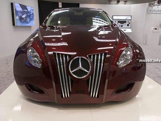Mercedes R500 concept