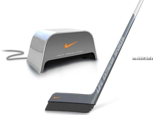 Nike floor-cleaning set