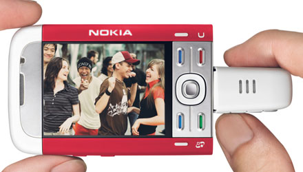 Nokia ExpressMusic 5700