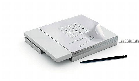 notepad phone