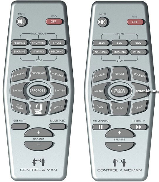 cool remote controls