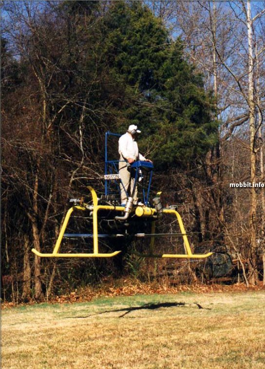 PAM flying-platform