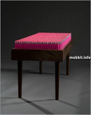 pencil-bench