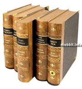 possessed books