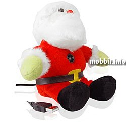 santa usb-webcam