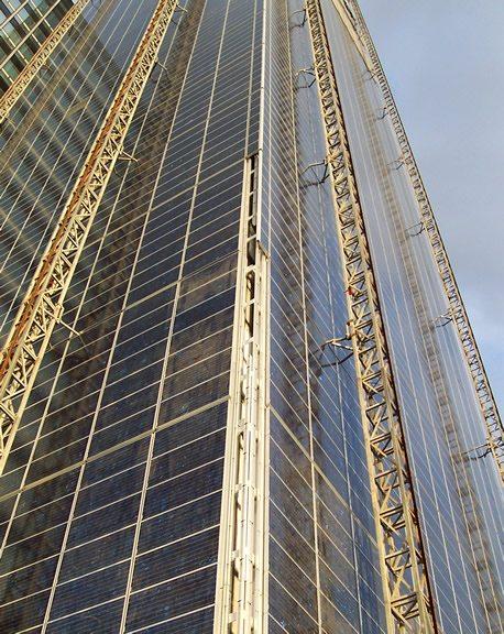 solar skyscraper