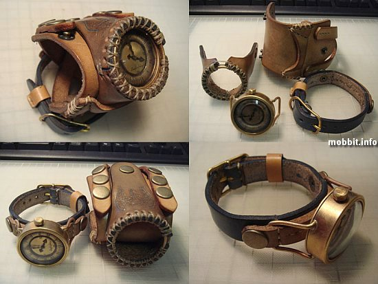 steampunk watch collection