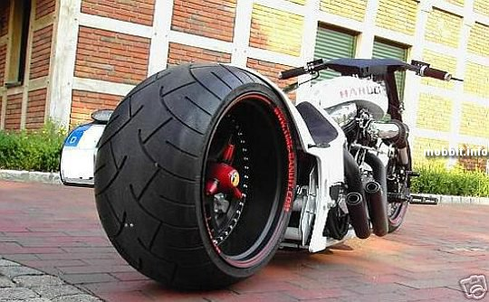 Harley Davidson Motor :: Time Bandit
