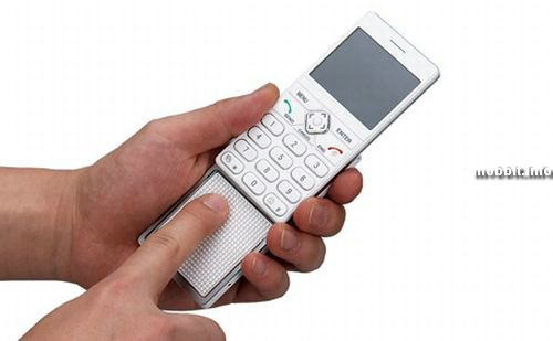 Touchpad Phone