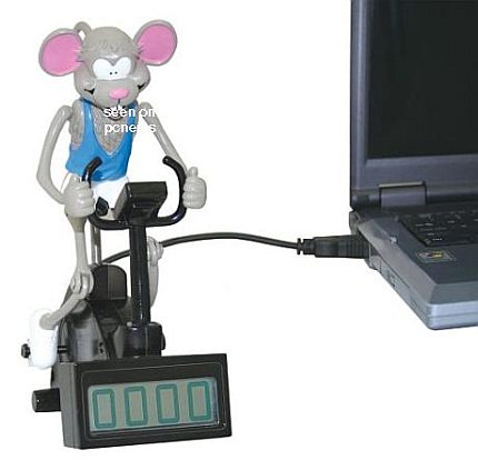 USB typing mouse