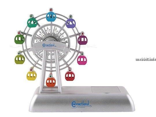 usb ferris wheel