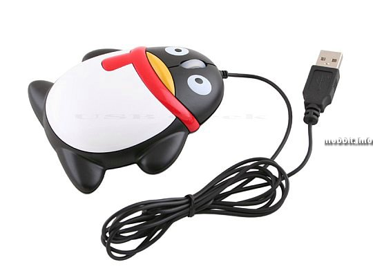 usb penguin-mouse