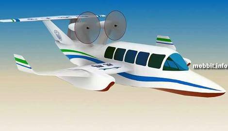 WIG airplane
