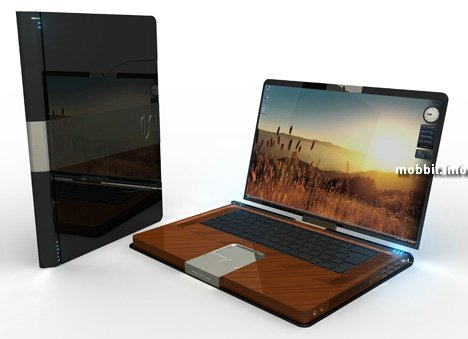 wooden Tablet PC