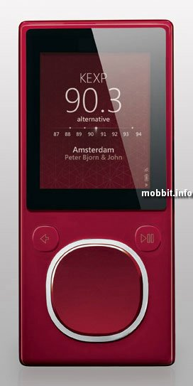 new generation of Zune