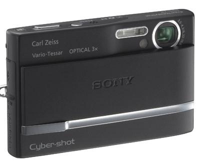 6 мегапикселей в новой камере Sony