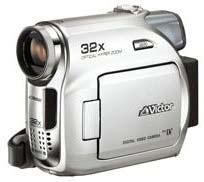 DV камера с 32x оптическим зумом